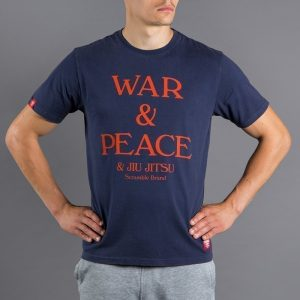 Scramble T-shirt War and Peace