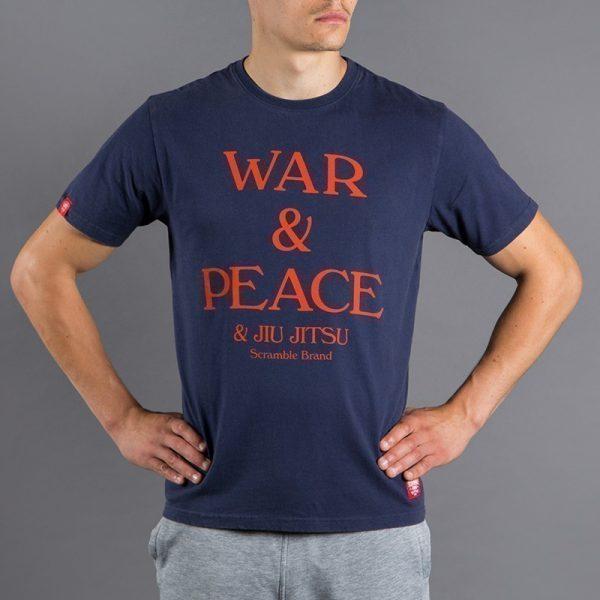 Scramble T-shirt War and Peace