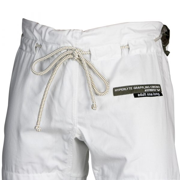 hyperfly bjj gi hyperlyte 2 0 white bronze 2