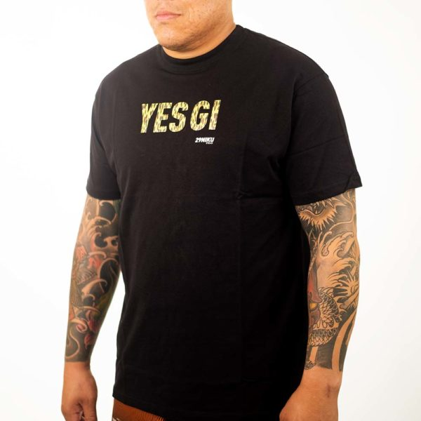 29niku premium t shirt yes gi 3