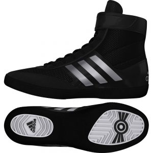 Adidas Wrestling Shoes Combat Speed V black/silver
