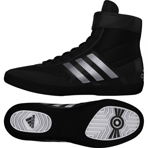 Adidas Wrestling Shoes Combat Speed V black/silver
