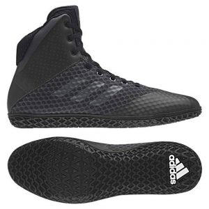 Adidas Wrestling Shoes Mat Wizard IV black