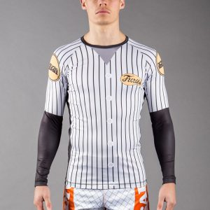 Scramble Rashguard The Baseball Furies