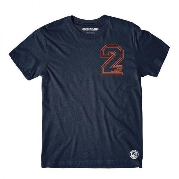 Choke Republic T-shirt 2 Point