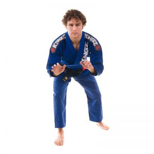 Kingz BJJ Gi Ultralight blue