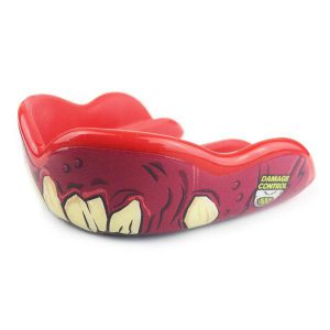 damage control high impact mouth guard living dead 2