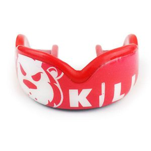 Damage Control Mouthguard Killer Extreme Impact red