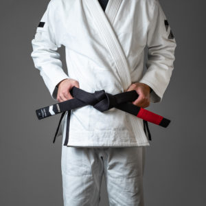 hyperfly bjj belt premium black 1