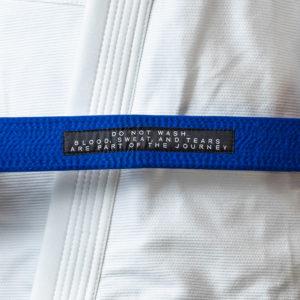 hyperfly bjj belt premium blue 2
