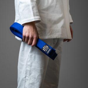 hyperfly bjj belt premium blue 3