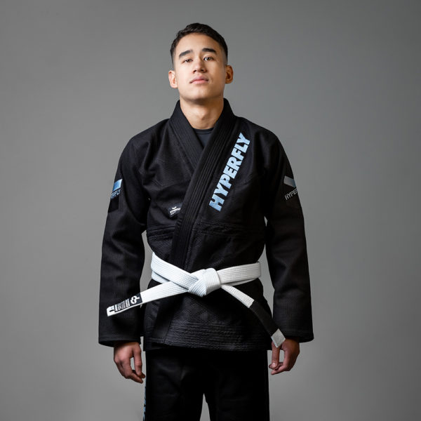 hyperfly bjj gi judofly x 2 black 1