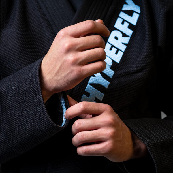 hyperfly bjj gi judofly x 2 black 3