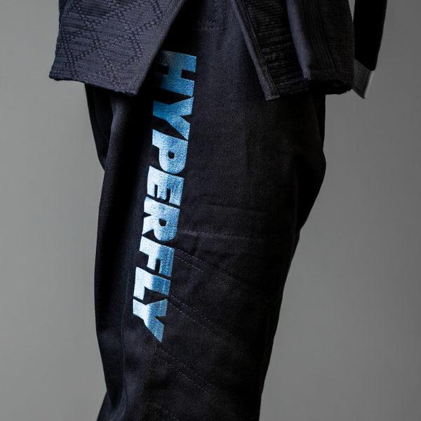 hyperfly bjj gi judofly x 2 black 4