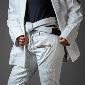 hyperfly bjj gi ladies hyperlyte 2.0 white bronze 4