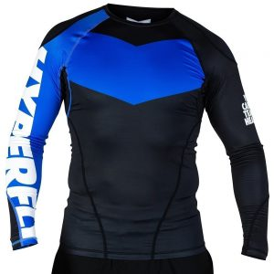 hyperfly rashguard supreme ranked ii long sleeve bla 1