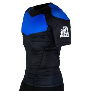 hyperfly rashguard supreme ranked ii short sleeve bla 3