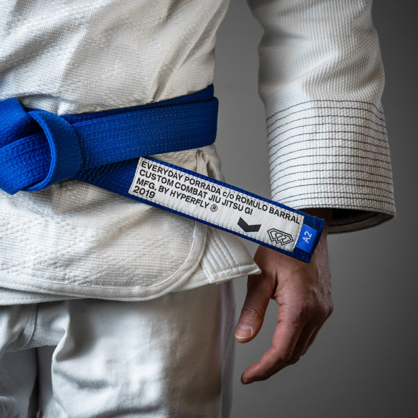 hyperfly x everyday porrada bjj belt blue 2