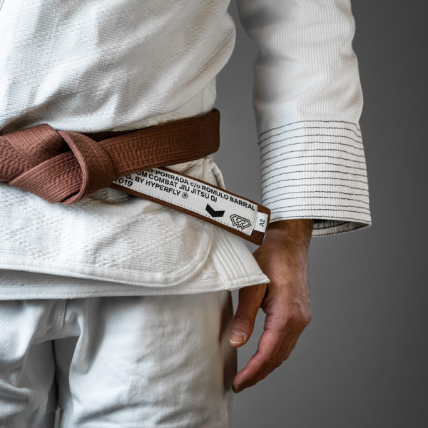 hyperfly x everyday porrada bjj belt brown 2