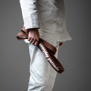 hyperfly x everyday porrada bjj belt brown 3