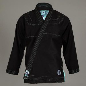 Inverted Gear BJJ Gi Bamboo black