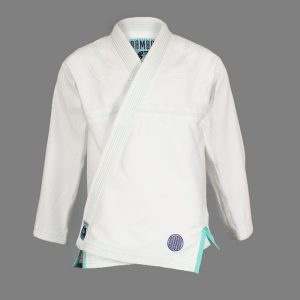 Inverted Gear BJJ Gi Bamboo white
