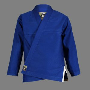 Inverted Gear BJJ Gi Panda Classic blue