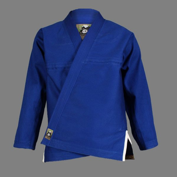 Inverted Gear BJJ Gi Panda Classic blue