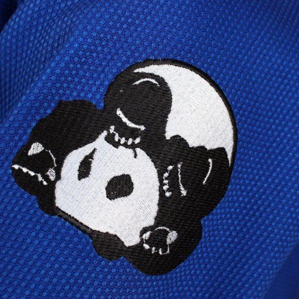 inverted gear bjj gi panda classic bla 9