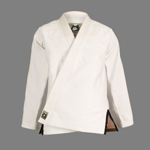 Inverted Gear BJJ Gi Panda Classic white