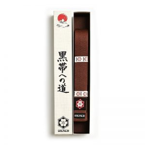 kanji bjj bate premium original brun 1