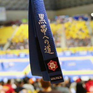 kanji bjj balte premium embroidered bla 1
