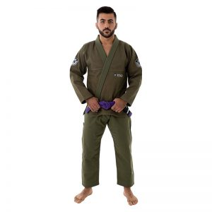 Kingz BJJ Gi Balistico 2.0 Limited Edition army