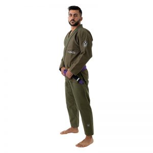 kingz bjj gi balistico 2.0 limited edition army 2