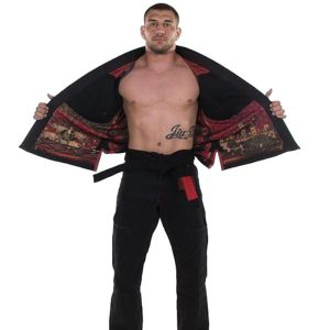 Kingz BJJ Gi Black Knight Limited Edition