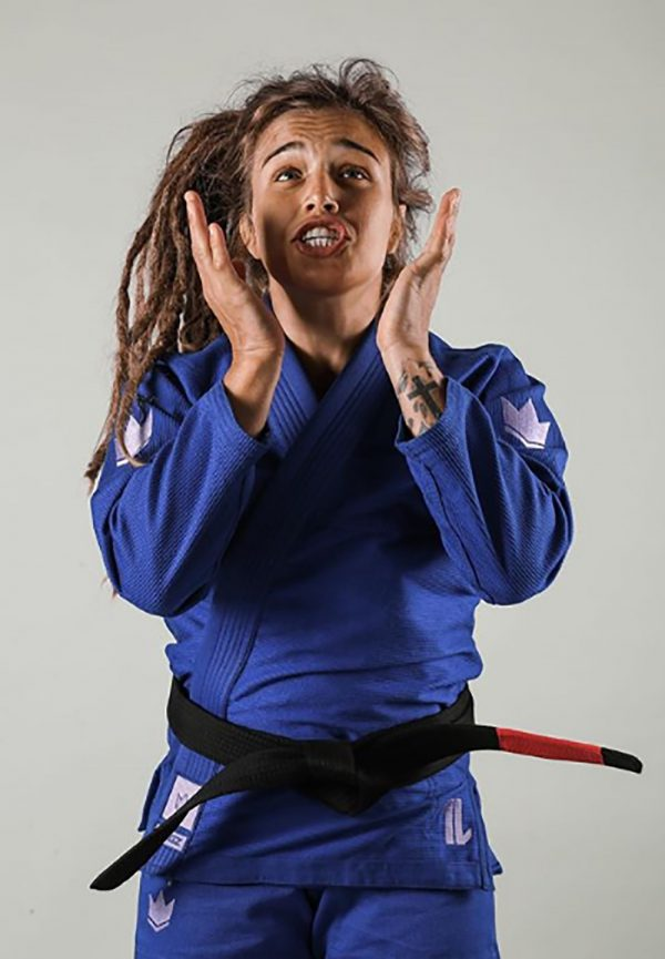 kingz bjj gi ladies the one blue 1