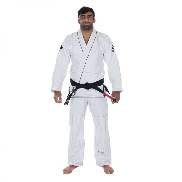 Kingz BJJ Gi Sovereign 2.0 white