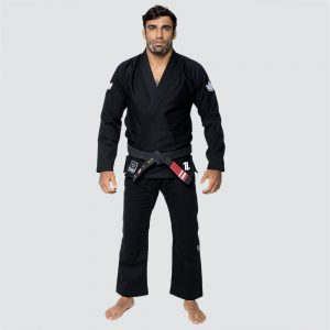kingz bjj gi the one svart 1