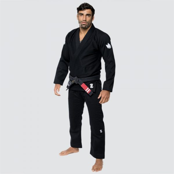 kingz bjj gi the one svart 2