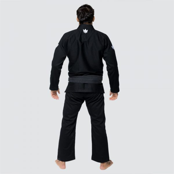 kingz bjj gi the one svart 3