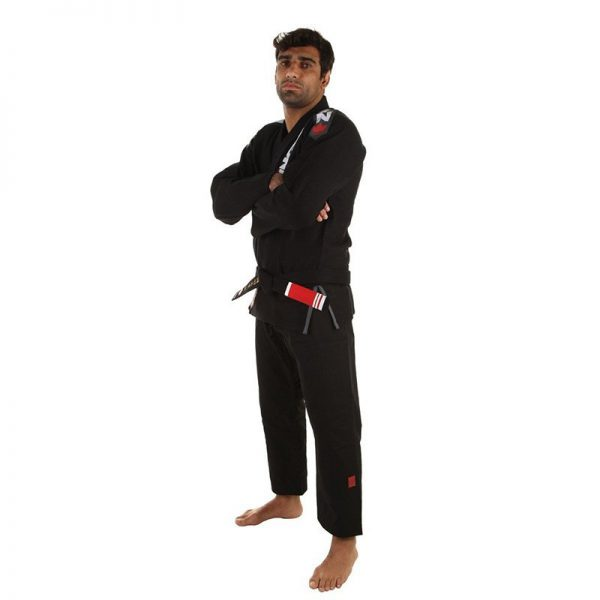 kingz bjj gi ultralight svart 1
