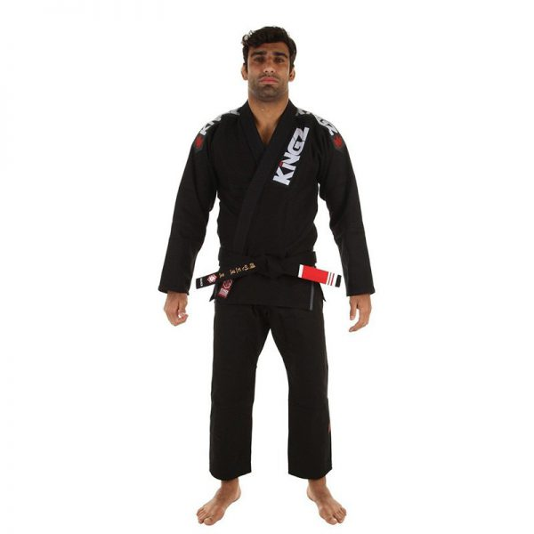 Kingz BJJ Gi Ultralight black