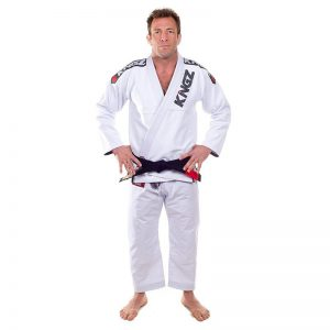 Kingz BJJ Gi Ultralight white