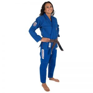 Balistico 2.0 BJJ Gi for ladies from Kingz Kimonos.
