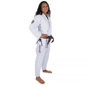 Kingz BJJ Gi Ladies Balistico 2.0 white