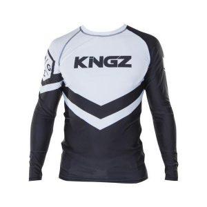 Kingz Rashguard Ranked Long Sleeve