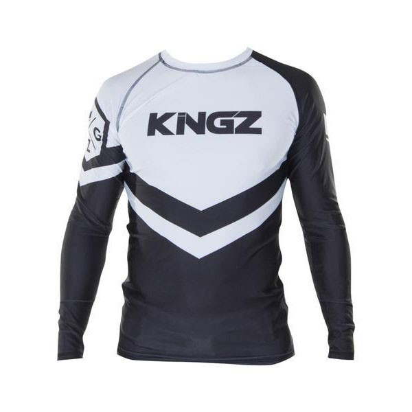 Kingz Rashguard Ranked Long Sleeve