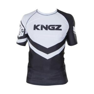 Kingz Rashguard Ranked Short Sleeve