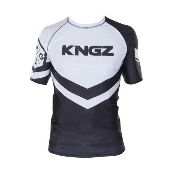 Kingz Rashguard Ranked Short Sleeve