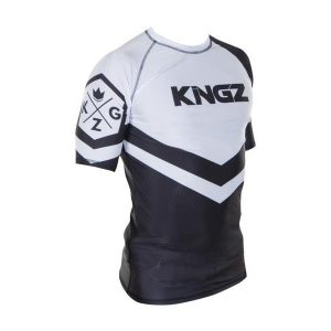 kingz rashguard ranked short sleeve vit 4